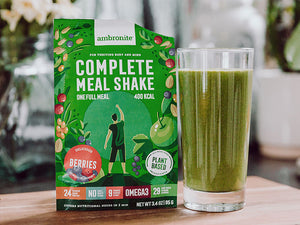 Ambronite Complete Meal Shake Full Meal Pouch