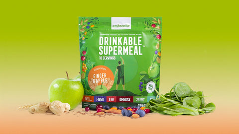Ambronite Supermeal - Ginger Apple