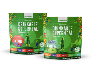 Complete Meal Shake Original and Berries Flavors