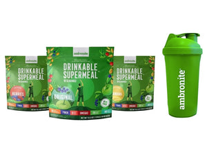 Complete Meal Shake All Flavors and Shaker