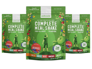 Ambronite Complete Meal Shake Big Bag Berries