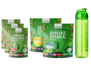 Ambronite Complete Meal Shake Trial Pack