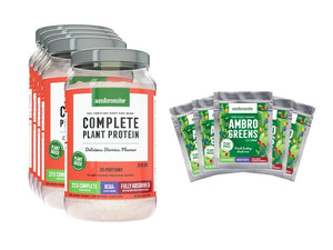 Complete Plant Protein Launch Deals