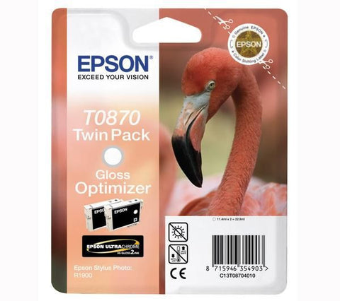 EPSON Gloss Optimizer Ink Cartridge - C13T08704010