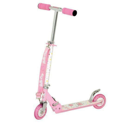 D'ARPEJE Hello Kitty scooter with strap - OHKY106