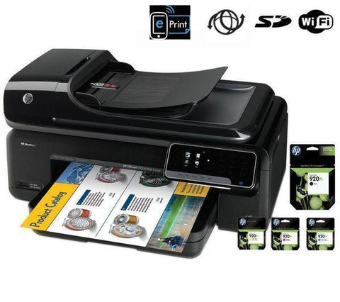 HP Officejet 7500A WiFi All-in-one Colour Printer + A3 wireless - C9309A