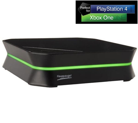 HAUPPAUGE HD PVR 2 Gaming Edition - Xbox One and PS4 compatible - 1485