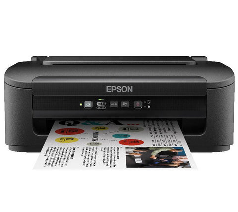 EPSON WorkForce WF-2010W wireless monofunction inkjet colour printer - C11CC40302