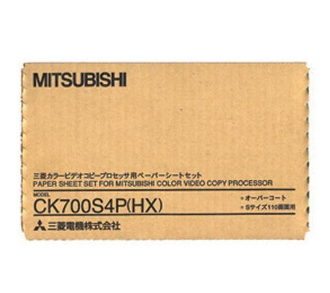 MITSUBISHI CK 700S4PHX  ID paper kit in 10 x15 format 3 boxes (330 photos) - 11CK700S4PHXID