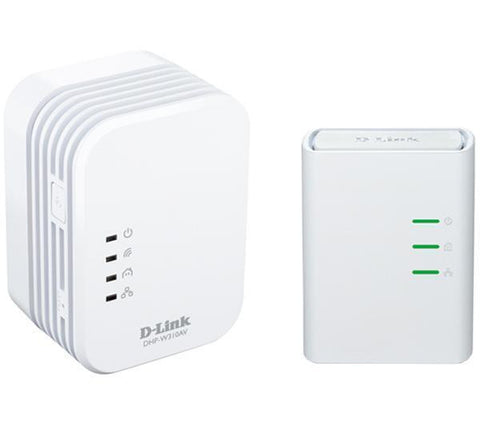 D-LINK DHP-W311AV Homeplug AV Powerline Wireless-N Starter kit - DHP-W311AV