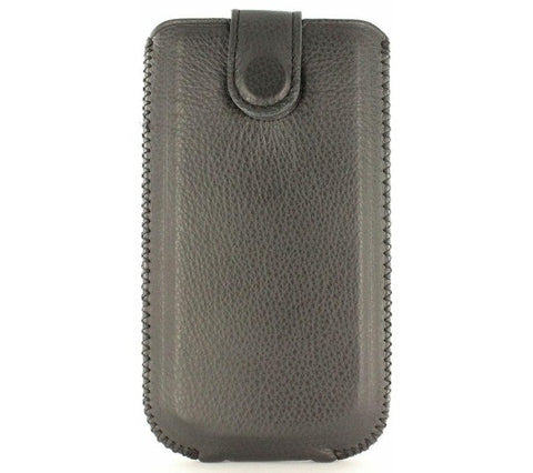 SWISS CHARGER Autolift (SCP10072) - black - Universal leather case (Size M) - SCP10072