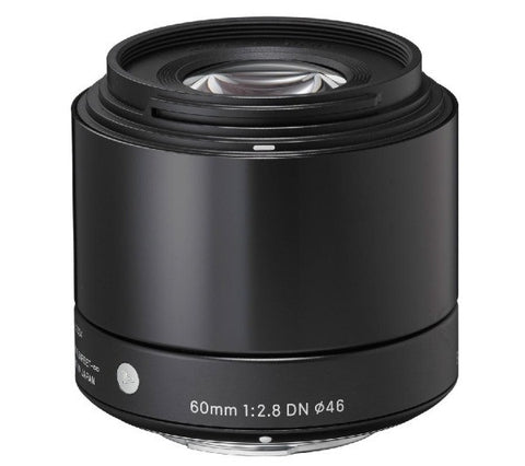 SIGMA Art 60 mm - f/2.8 DN black - Micro Four Thirds lens for Panasonic/Olympus - 350963