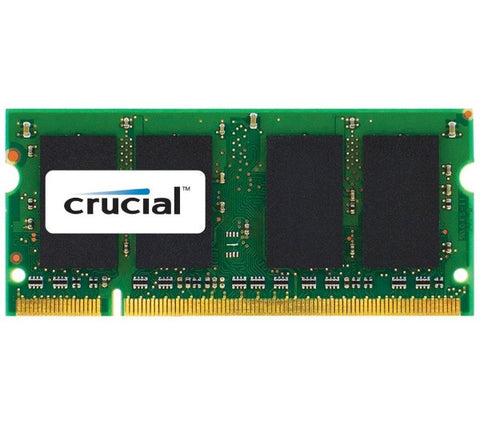 CRUCIAL 8 GB DDR3-1600 PC3-12800 CL11 laptop memory - CT8G3S160BM