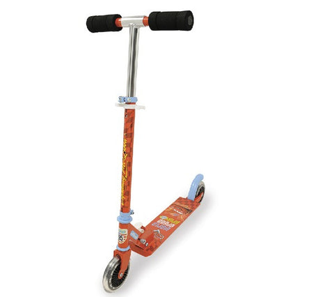 SMOBY Disney/Pixar - Cars - 2-wheel folding scooter - 450173