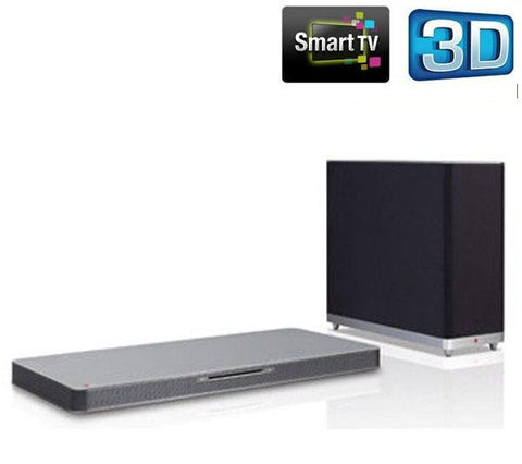 LG SoundPlate LAB540 - Wireless 3D soundbar - LAB540
