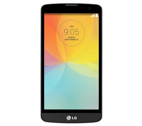 LG L Bello - black - 8 GB - 3G - Smartphone - LGD331.AFRAKT