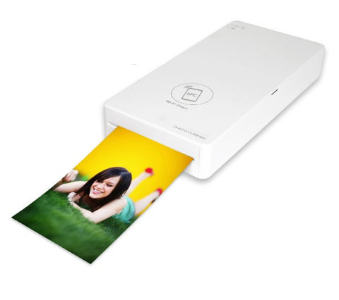 VUPOINT PHOTO CUBE mini - Pocket photo printer - P-P01-VP