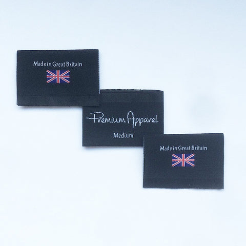 Premium Apparel Neck Labels