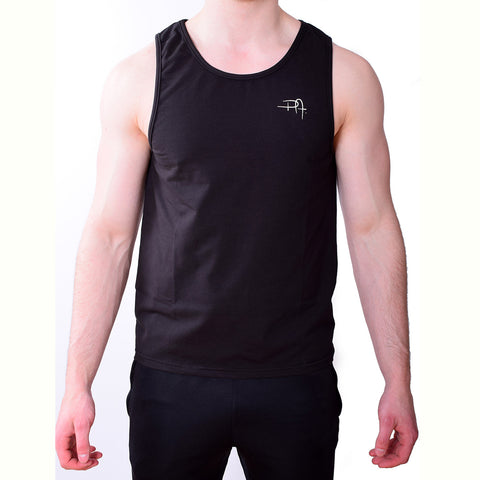 Premium Apparel Eclipse Vest Onyx Black
