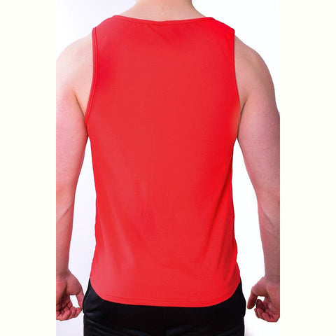 Premium Apparel Eclipse Vest Imperial Red Back