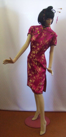 China girl dress ~ Suzie Wong  ~ Hire ~ Size 14