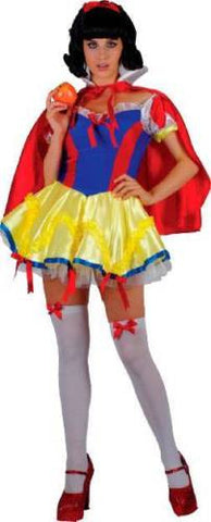 Snow White ~ Fairytale Princess ~ Hen night ~ Ladies Fancy dress Size 12 - 14 _ M