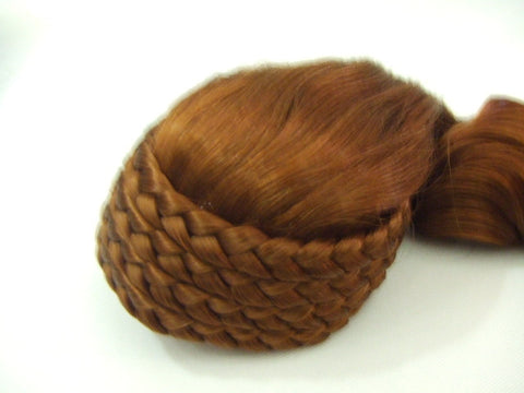 Madonna ~ Genie Braid ~ Hair Piece ~ Auburn ~ 130