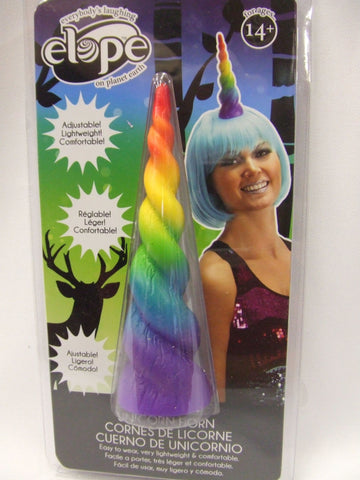 Rainbow Unicorn Horn ~ Myths and Legends ~ Storybook ~ Pride