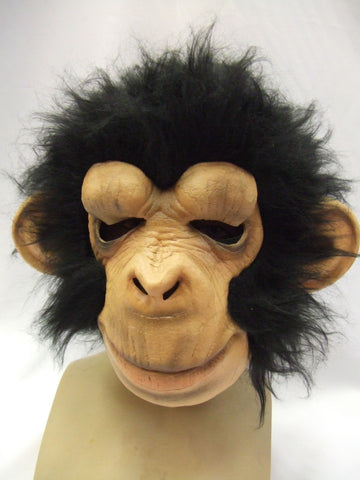 Monkey full latex mask ~ George