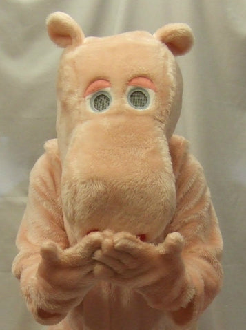 George Hippo  ~ Hire ~ Rainbow ~ 1970s ~ childrens tv