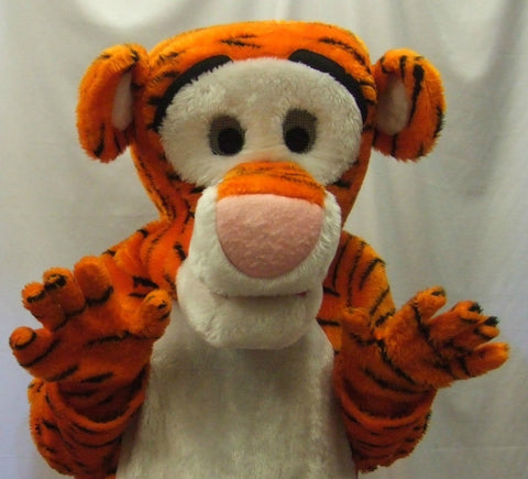 Tiger ~ Furry animal ~ Cartoon character ~ Bouncy tiger