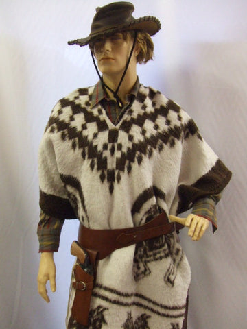 Clint Eastwood Poncho ~ Cowboy   ~ Hire ~ One size