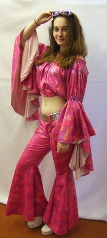 Abba Mania ~   1970s disco  ~ Fancy dress  Hire ~ Size 12