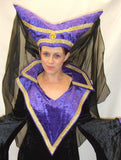 Medieval Sorceress ~  Witch ~ Halloween  ~  Hire ~ Size 16 and 14