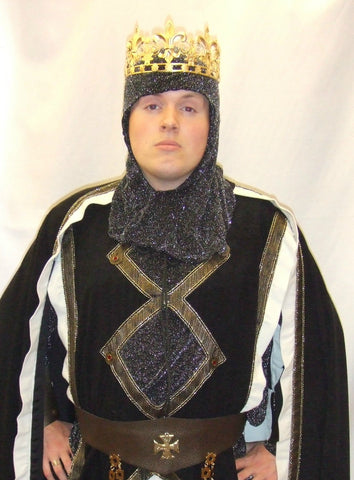 Crusader King ~ Hire ~ Size 42 ~ Hobbit ~ Lord of the rings