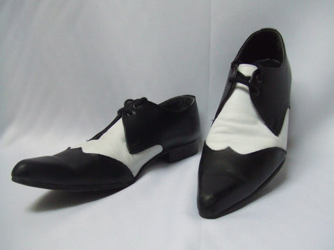 1920's Correspondent Shoes ~ Gangster shoes ~ Hire