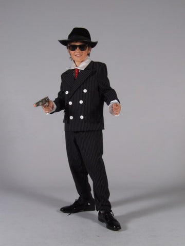 1920s Gangster ~ Boys fancy dress ~ Hire ~ ages 5 to 14