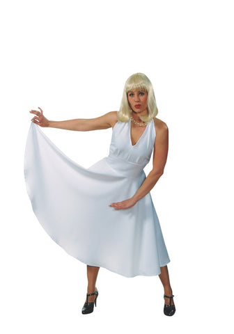 Marilyn Monroe costume ~  Hire ~ Sizes 10 and 14 and 16