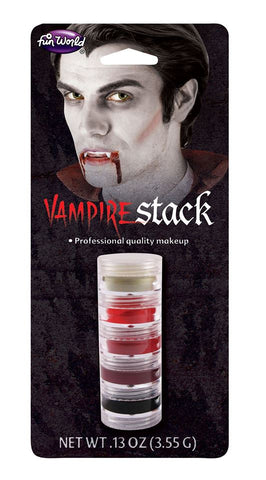Vampire Stack Make-up ~ Face Paint ~ Halloween ~ SFX ~ Modern Vampire