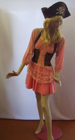 Pirate Lady ~ Captain's Wench  ~  size 10 ~ Hire
