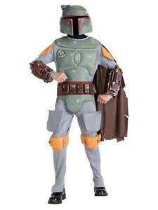 Boba Fett Costume ~ Star Wars ~ Hire ~ 42