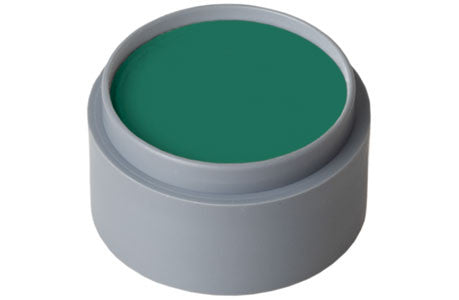Professional Face Paint by Grimas ~ Green ~ 401 ~ 15ml