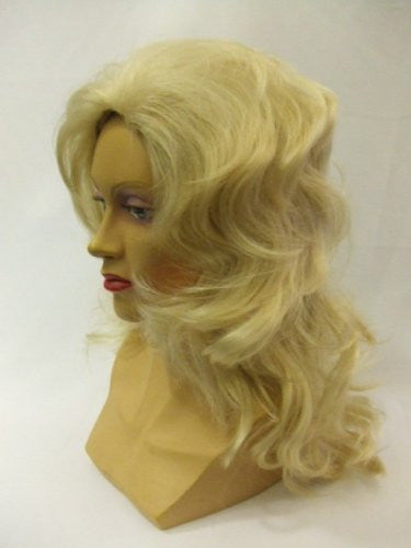 Dolly Parton Blonde Wig Country And Western Singer