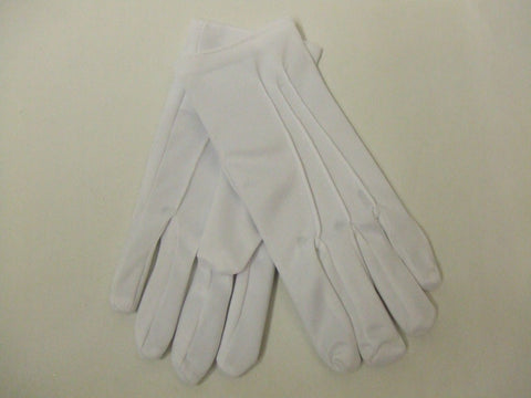 Deluxe White Gloves ~ Father Christmas ~ Theatrica