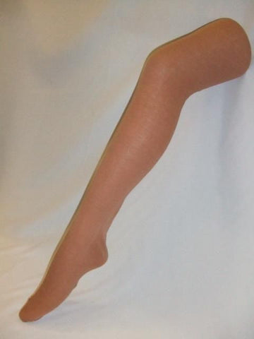 Freed Ultra Sheen Shimmer Tights ~ Dance Tights  ~ Tan ~ L