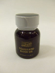 Coagulated Blood Gel ~ Casualty ~ Halloween