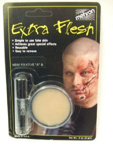 Mehron Modeling wax and fixative A Set ~ Halloween Make-up ~ Scarring Casualty