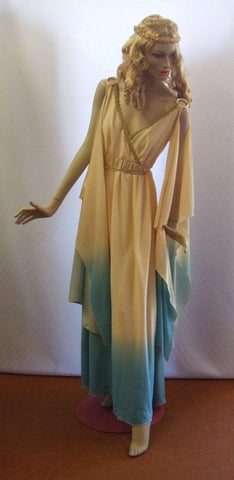 Greek Goddess ~ Roam fancy dress ~ Toga ~ Medusa ~ Hire ~ Sizes 8 and 12