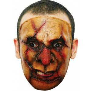 Serial Killer Mask ~ 2 ~ Halloween ~ Latex ~ Ghoulish Productions