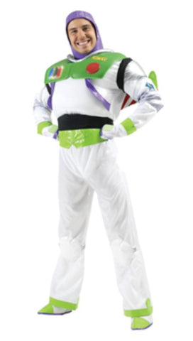 Buzz Lightyear ~ Hire ~ 44